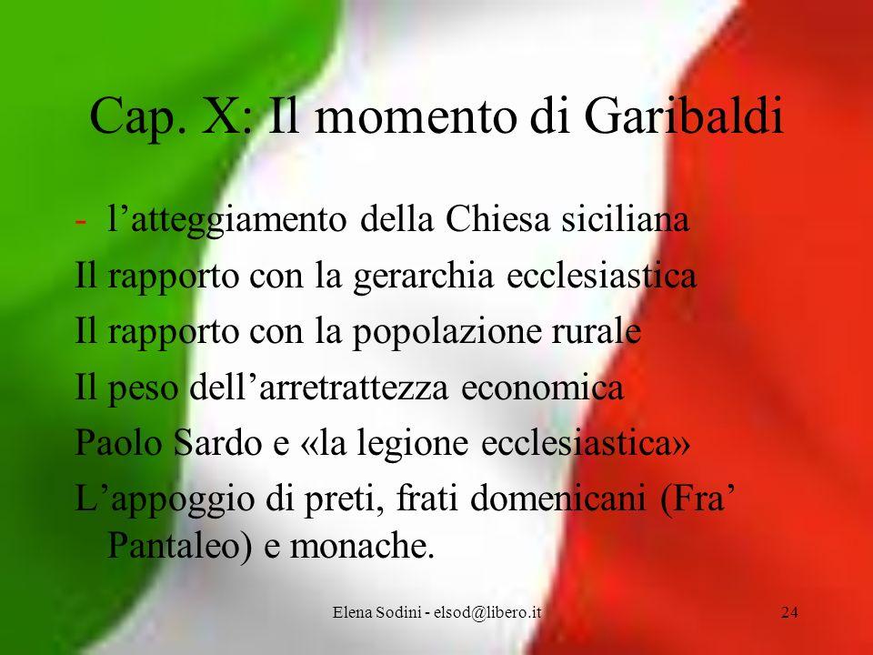 Elena Sodini - elsod@libero.it24 Cap.