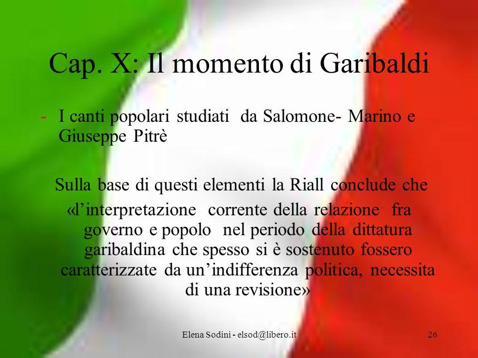 Elena Sodini - elsod@libero.it26 Cap.