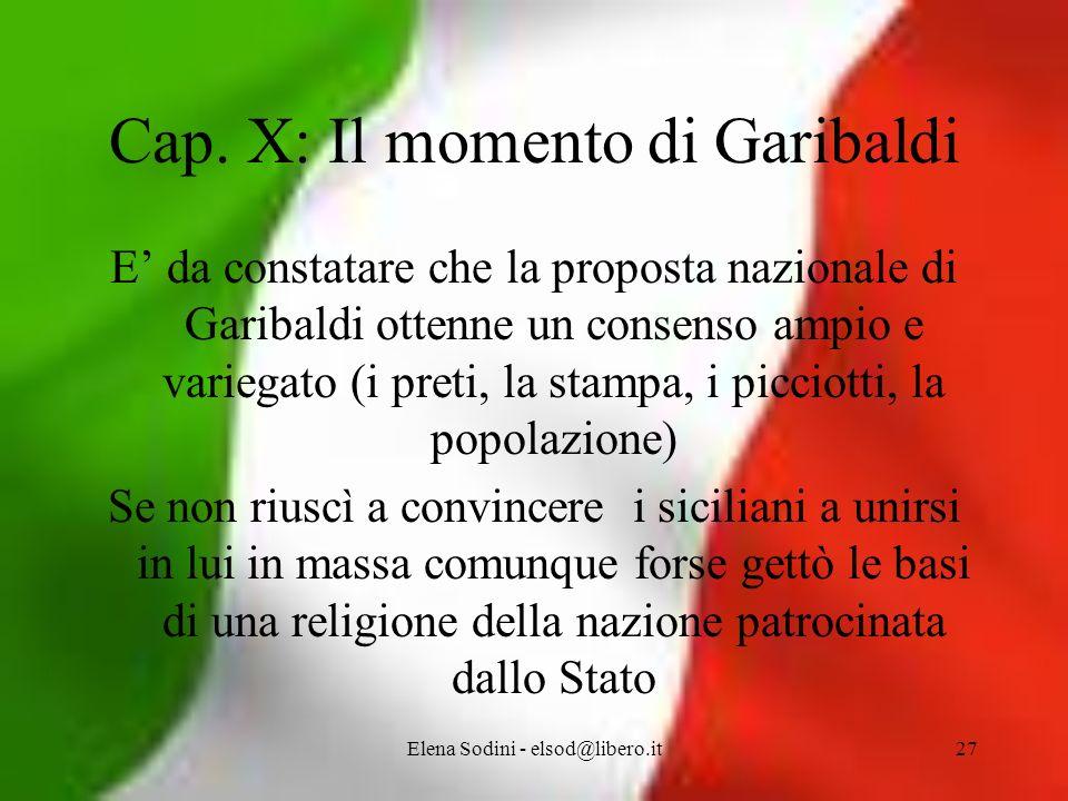 Elena Sodini - elsod@libero.it27 Cap.
