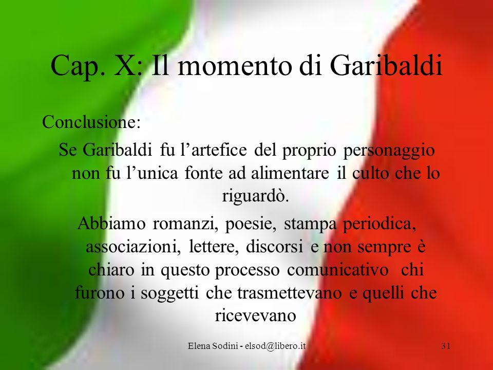 Elena Sodini - elsod@libero.it31 Cap.
