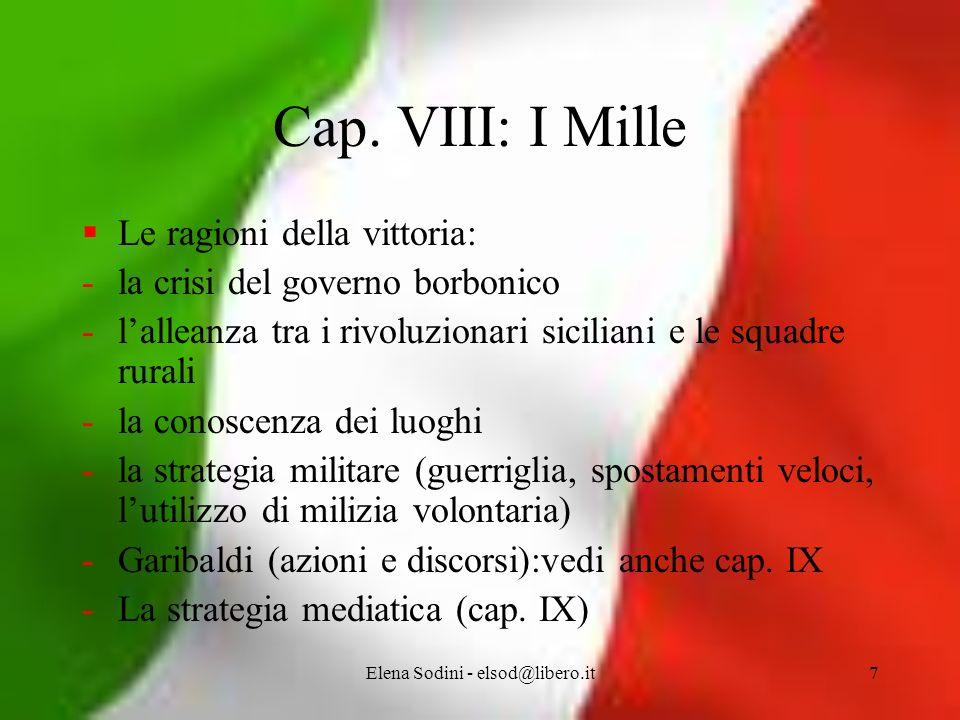 Elena Sodini - elsod@libero.it7 Cap.