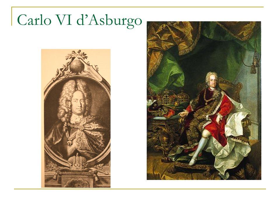 Carlo VI dAsburgo