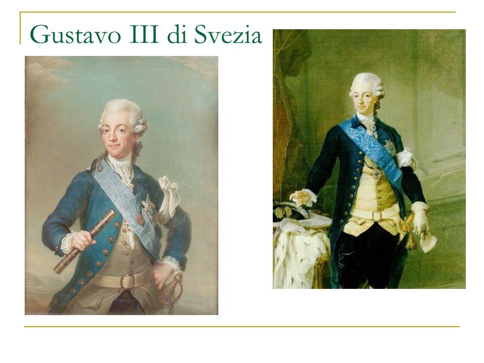 Gustavo III di Svezia