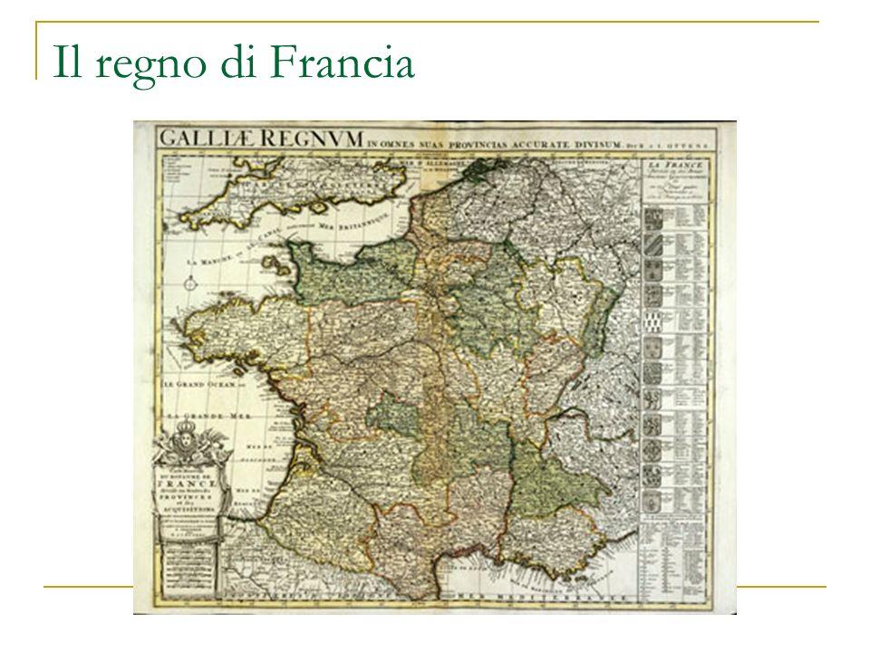 Il regno di Francia