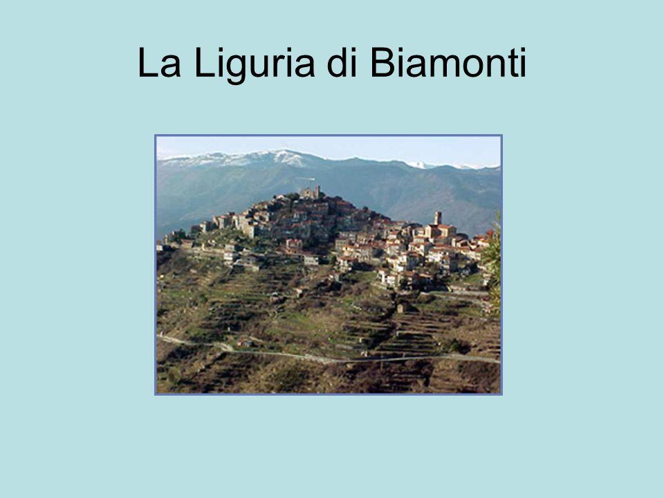 La Liguria di Biamonti