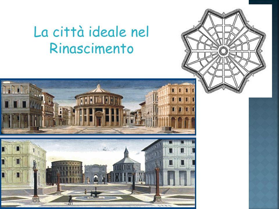 La città ideale nel Rinascimento