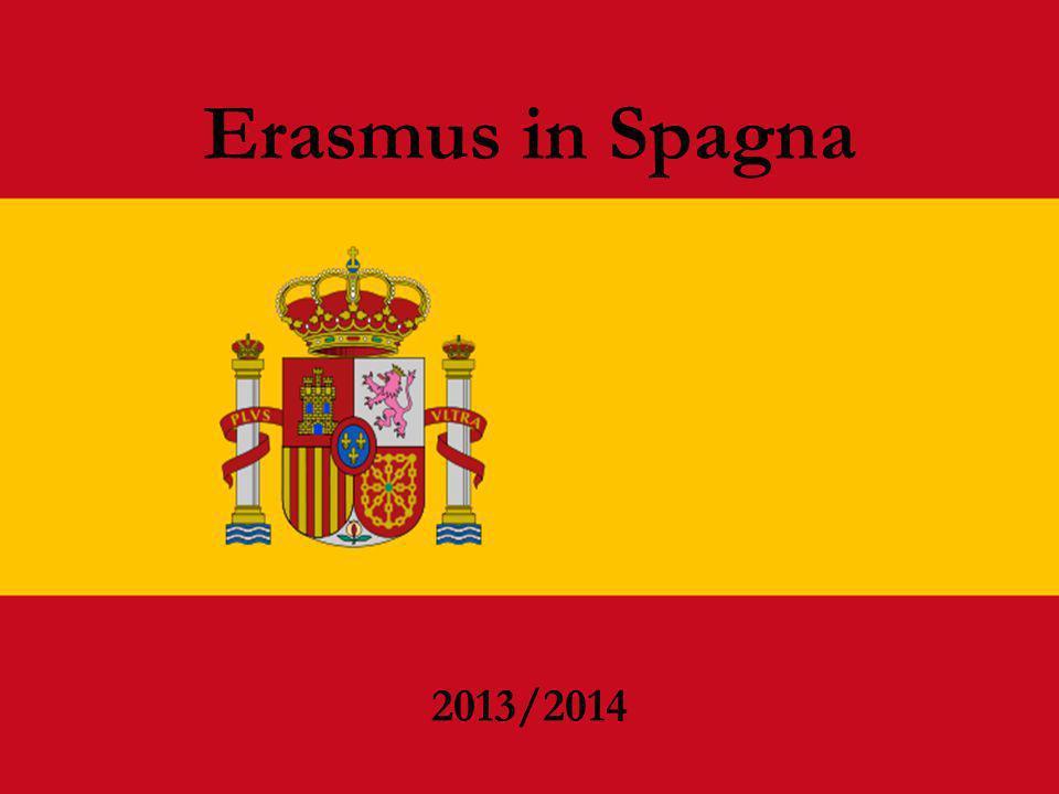 Erasmus in Spagna 2013/2014