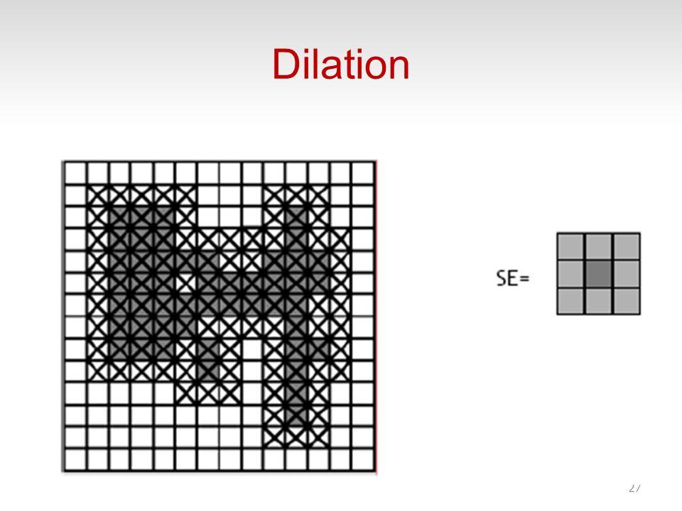 Dilation 27