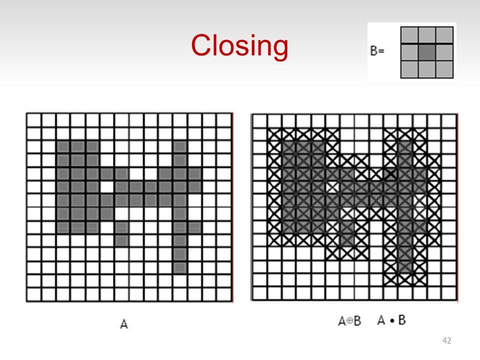 Closing 42