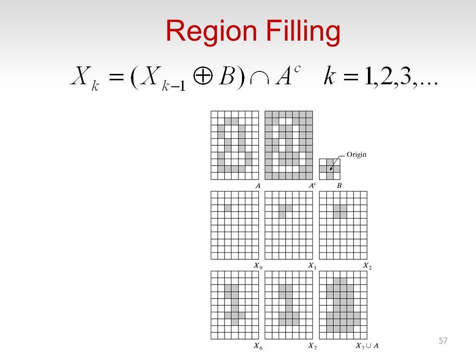 Region Filling 57
