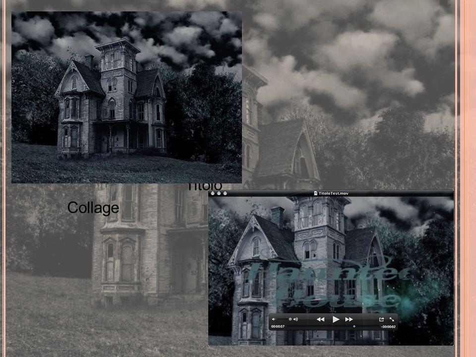 Titolo Collage