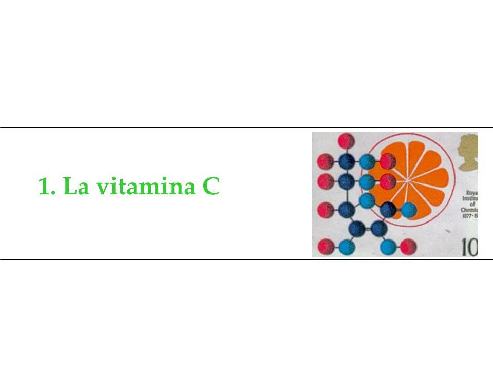 1. La vitamina C