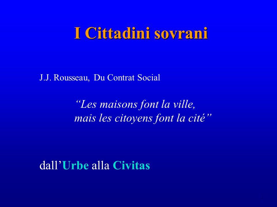 27 I Cittadini sovrani J.J.