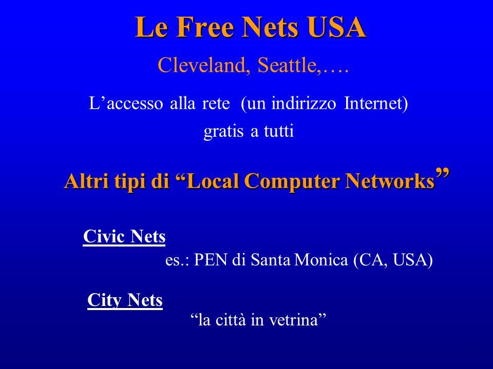 3 Le Free Nets USA Le Free Nets USA Cleveland, Seattle,….