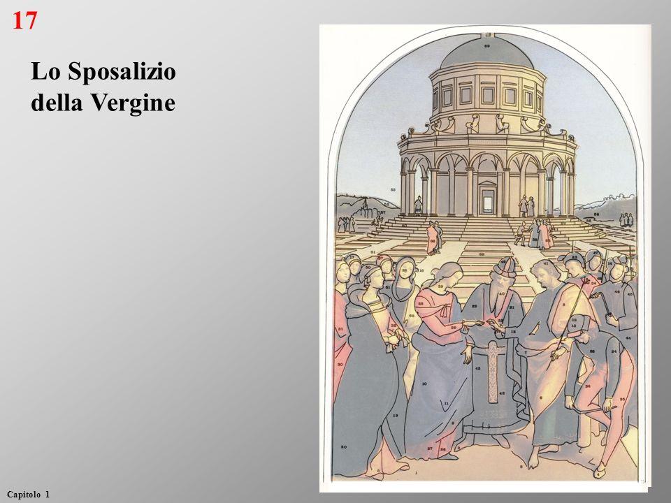 Lo Sposalizio della Vergine 17 Capitolo 1