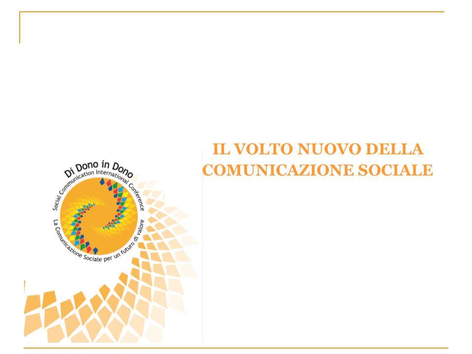 PRESENTAZIONE DEL CONCORSO Per il secondo anno la Fondazione Pubblicità Progresso, in occasione della Conferenza Internazionale della Comunicazione Sociale, lancia una proposta di collaborazione alle Università Italiane.
