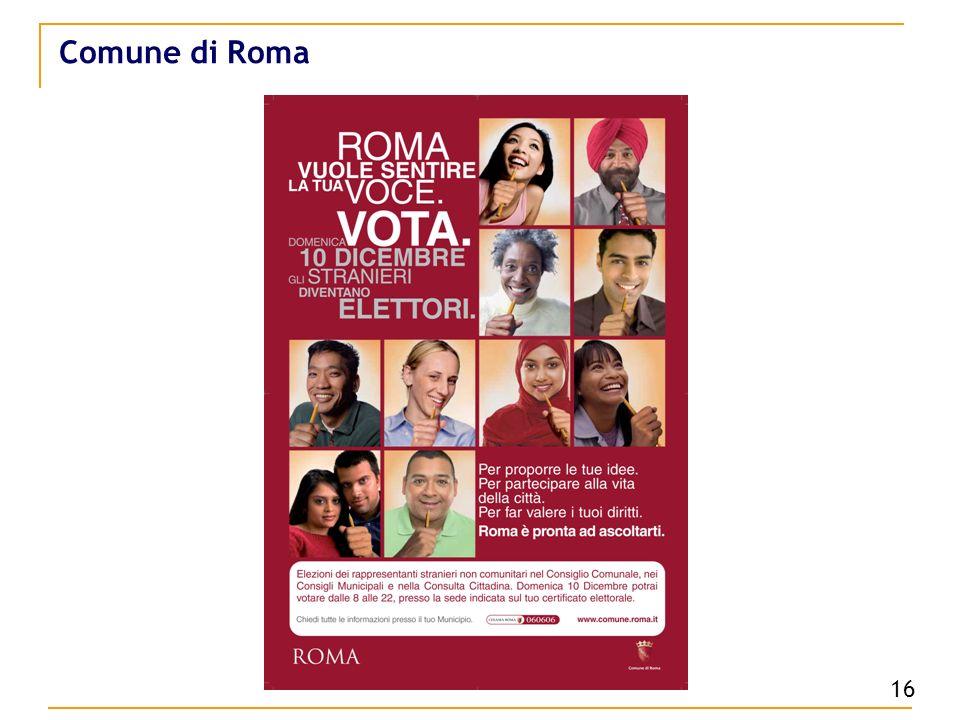 Comune di Roma 16