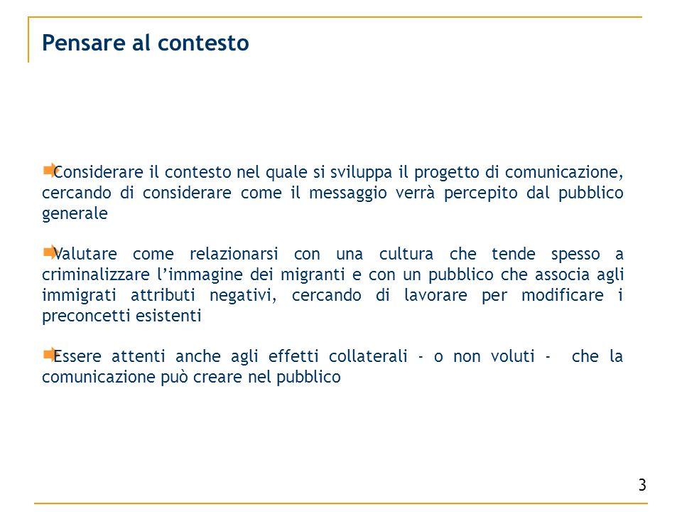 Regione Marche – Servizi Sociali Consulta regionale degli Immigrati 14
