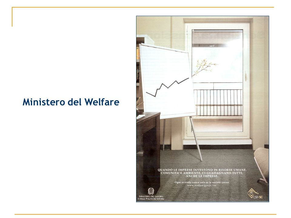 Ministero del Welfare
