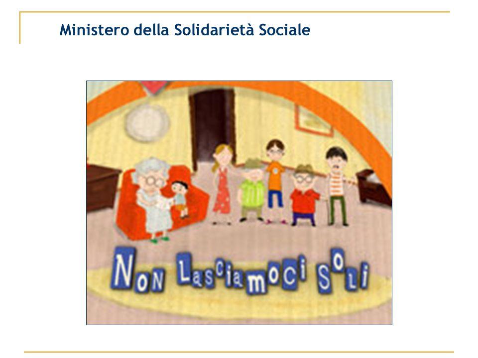 Ministero della Solidarietà Sociale