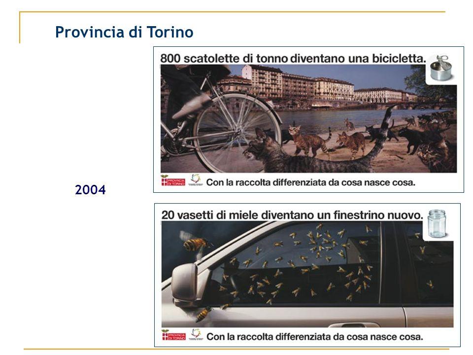Provincia di Torino 2004