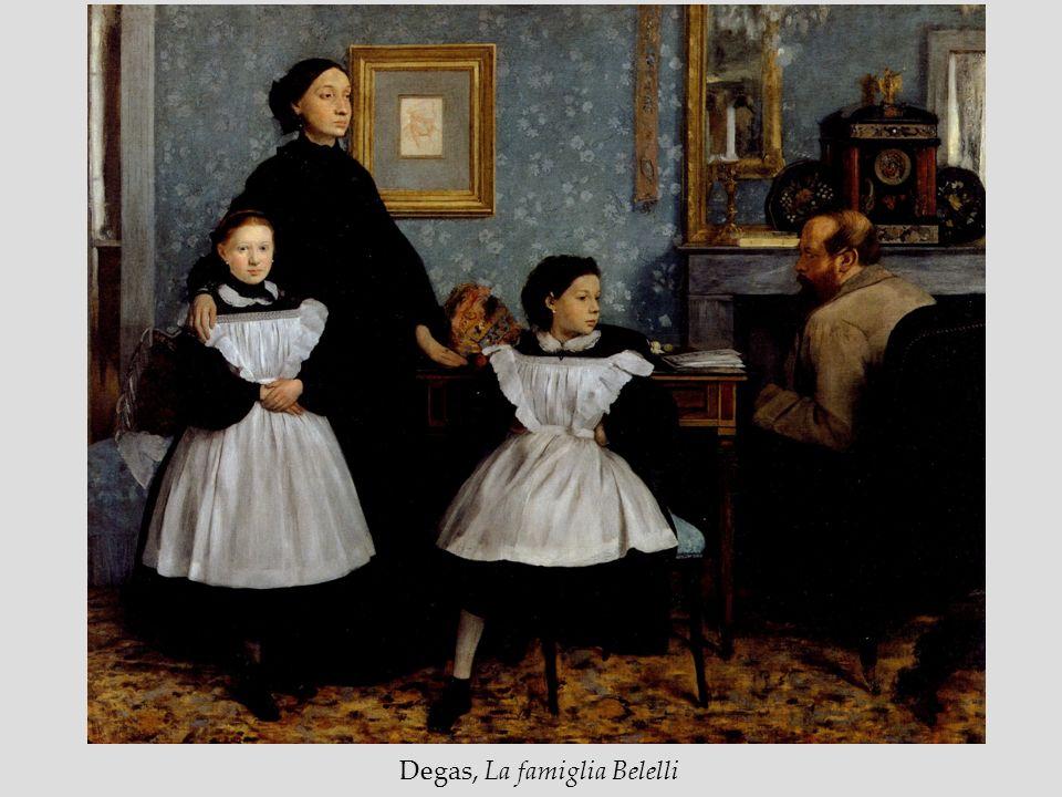 Degas, La famiglia Belelli