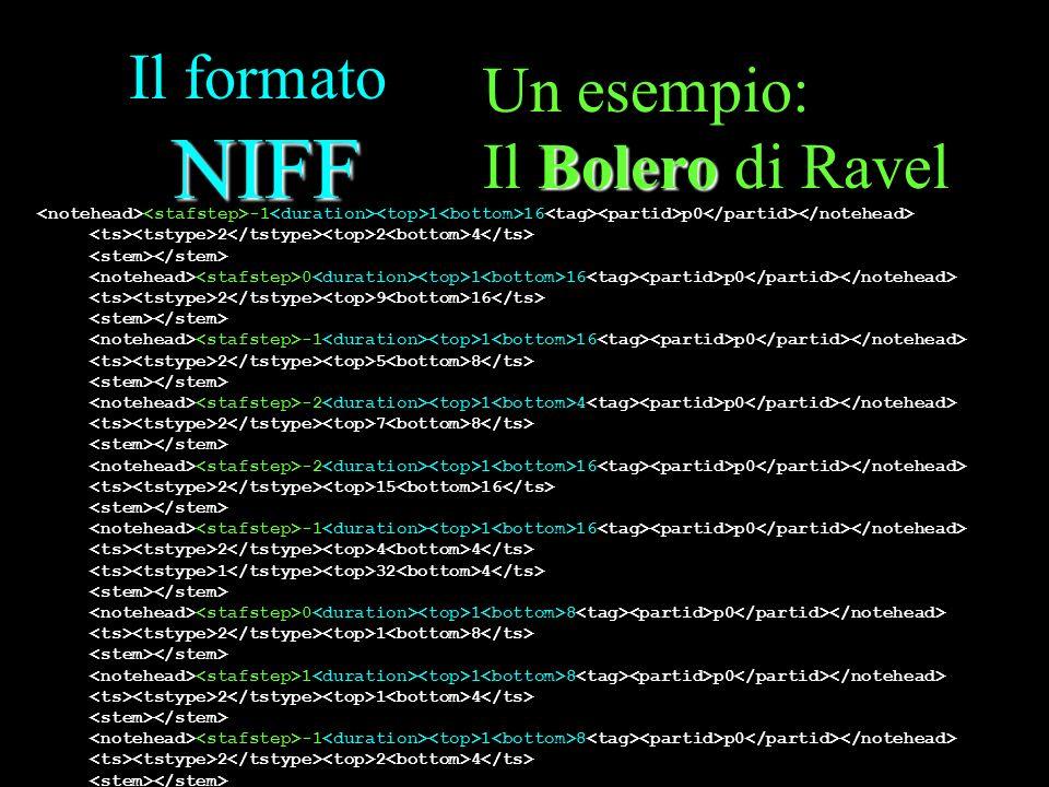 NIFF Il formato NIFF -1 1 16 p0 2 2 4 0 1 16 p0 2 9 16 -1 1 16 p0 2 5 8 -2 1 4 p0 2 7 8 -2 1 16 p0 2 15 16 -1 1 16 p0 2 4 4 1 32 4 0 1 8 p0 2 1 8 1 1