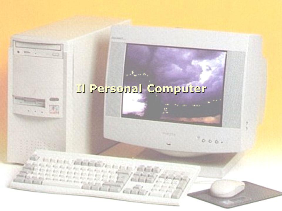 Unità Centrale Numerose componenti elettroniche e non sono assemblate nellUC per garantire tutte le funzionalità motherboard (o scheda-madre): circuito stampato rettangolare su cui si innestano tutte le altre componenti: processore, memorie, circuiti di controllo delle memorie di massa (disco fisso, floppy disk, CD-ROM), schede audio e video fa da tramite nello scambio delle informazioni, anche con le periferiche esterne (tramite appositi circuiti detti controller)