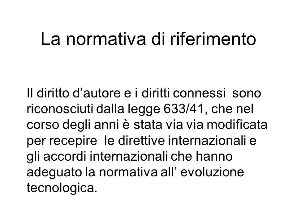 Una sentenza recente in materia Trib.Genova Sez.