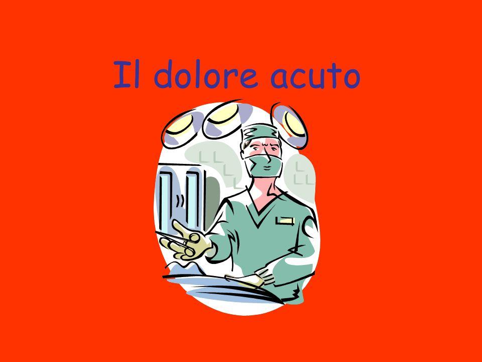 SCALA ANALOGICA VISIVA (VAS) NESSUN ________________________________ IL DOLORE PIU FORTE DOLORE IMMAGINABILE SCALA NUMERICA (NRS) NESSUN 0 1 2 3 4 5 6 7 8 9 10 IL DOLORE PIU FORTE DOLOREIMMAGINABILE SCALE VERBALI (VRS) Nessunomolto lievelievemoderatofortemolto forte 123456 Assentelievefastidiosofortefortissimomicidiale 012345 AssenteLieveModeratoForteFortissimo 01234(validata in italiano) SCALE DI GRIGI O DI COLORE DISEGNI