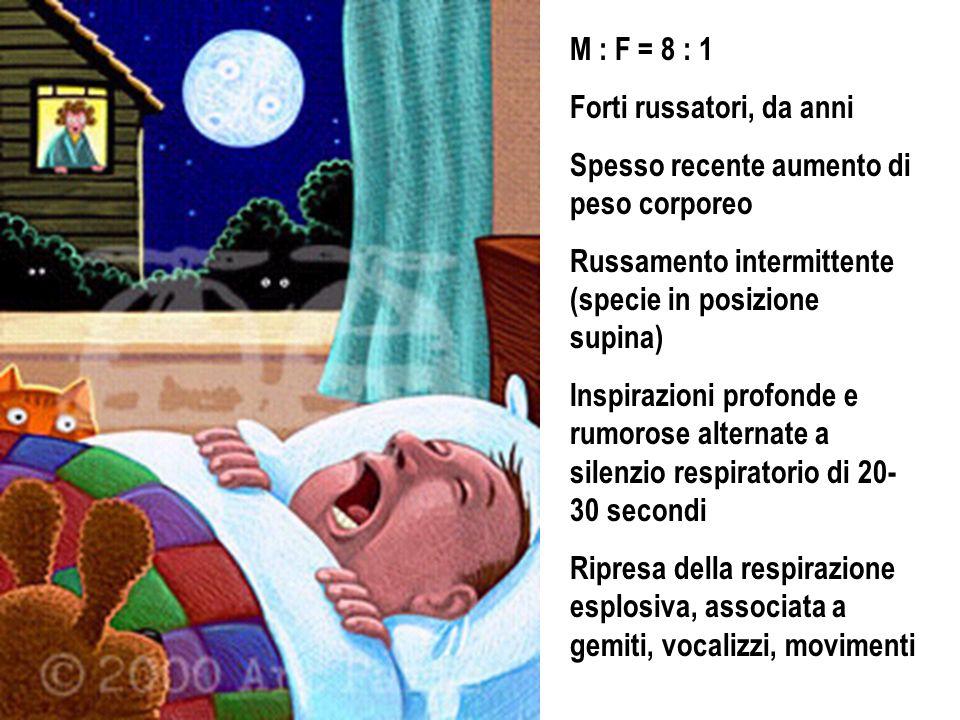 PARASONNIE Gruppo di disturbi clinici caratterizzati da eventi che compaiono durante il sonno, o sono da questo esacerbati Usualmente si tratta di manifestazioni di attivazione del sistema nervoso centrale, caratterizzate da attività motoria o autonomica Alcune sono correlate con certi stadi del sonno