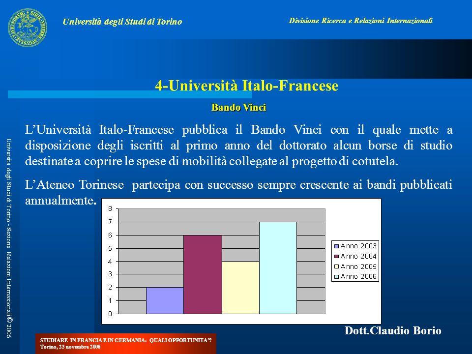 STUDIARE IN FRANCIA E IN GERMANIA: QUALI OPPORTUNITA.