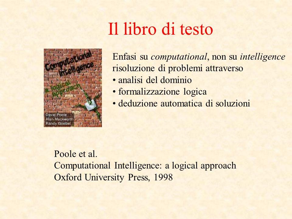 Il libro di testo Poole et al.