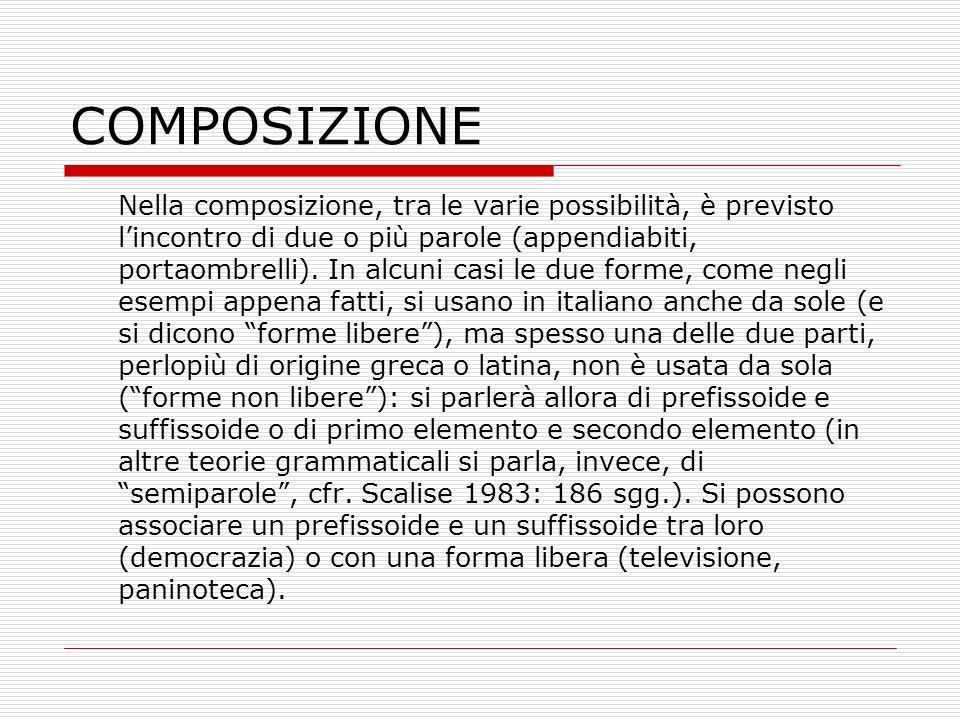 ATTIVITA 2 Il formatore chiede ai corsisti di elencare il maggior numero di prestiti dallitaliano alle altre lingue.