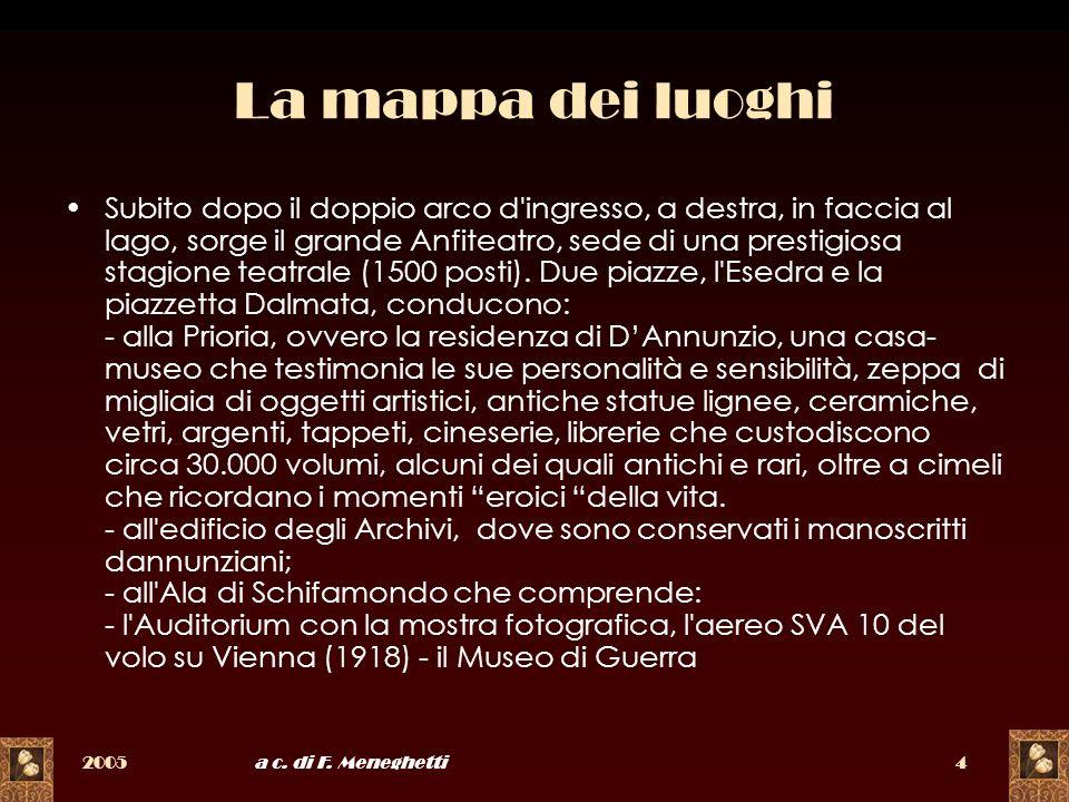 2005a c. di F. Meneghetti25 Sacro e profano