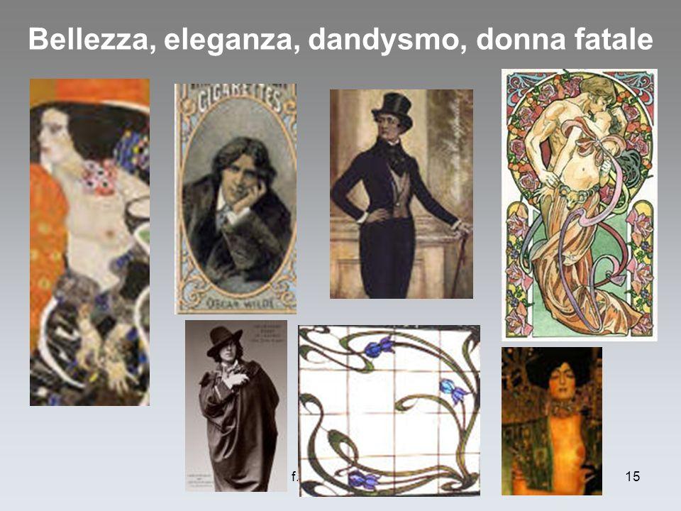 f. meneghetti 2004-815 Bellezza, eleganza, dandysmo, donna fatale