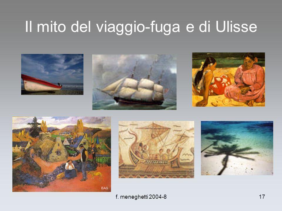 f. meneghetti 2004-817 Il mito del viaggio-fuga e di Ulisse