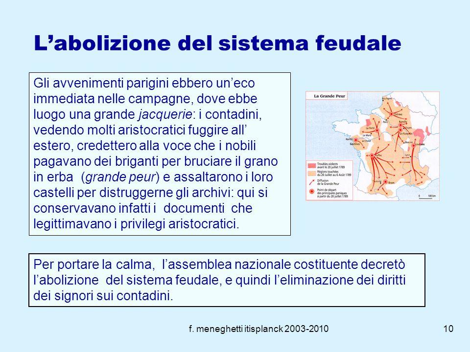 f. meneghetti itisplanck 2003-20109 Lassalto alla Bastiglia Si tratta di un evento dotato di forte rilievo simbolico, più che di importanza strategica