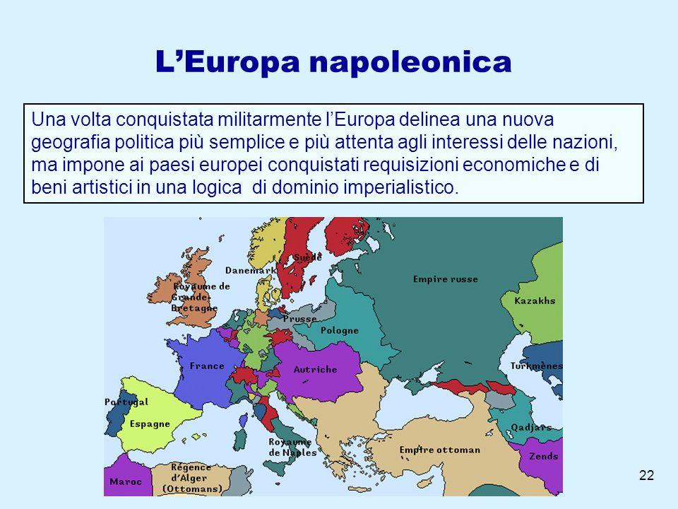 f. meneghetti itisplanck 2003-201021 LItalia nelletà napoleonica Dopo la 1^ campagna dItalia, che si concluse con il trattato di Campoformio, il Venet