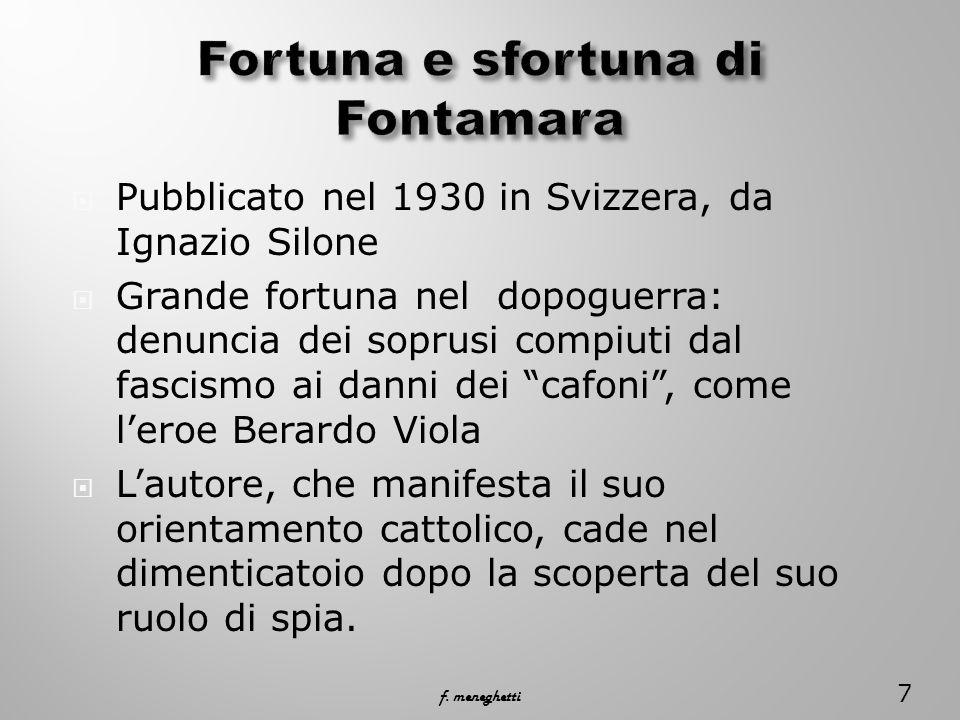 E Solaria per prima a far conoscere la letteratura europea (fr.