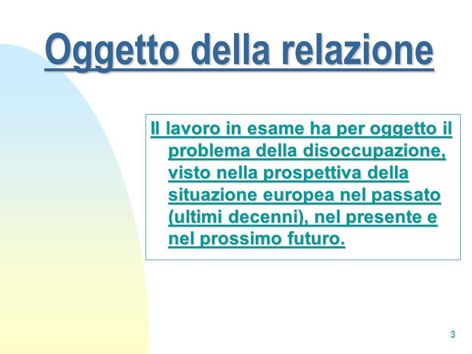 94 Uno sguardo alla realtà italiana: la politica del lavoro del governo DPEF 2003-2006 DIRETTRICI Flessibilità Ridefinizione del sistema di incentivi alloccupazione Aumento partecipazione femminile e dei lavoratori più anziani al mercato del lavoro