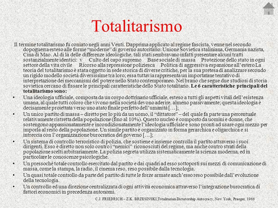 Regimi totalitari