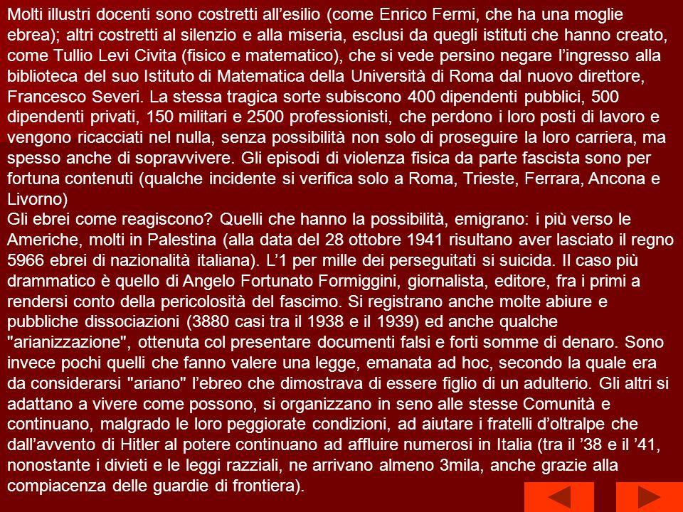 Contemporaneamente al Manifesto della razza viene lanciata (in data 15 luglio 1938) unedizione speciale dei Protocolli ; e per sostenere e diffondere la teoria razziale, nuova per gli italiani, inizia le sue pubblicazioni una rivista: La difesa della razza, diretta da Telesio Interlandi.