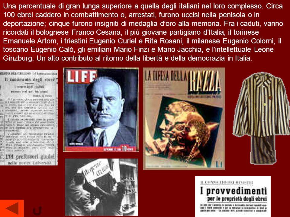Le cifre della deportazione in Italia Quante vittime ha fatto la deportazione degli ebrei in Italia.