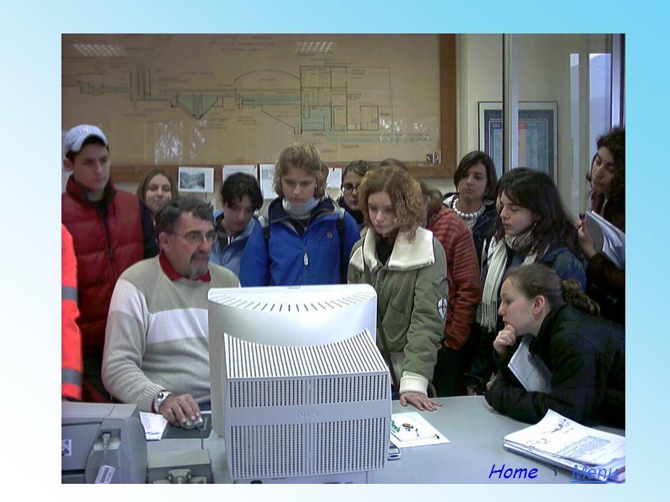 Visite à l'installation de Prato Menu Home