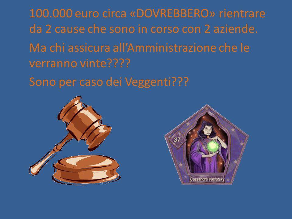 CREDETE FORSE CHE QUESTE INFORMAZIONI NON VI TOCCHINO DA VICINO??.