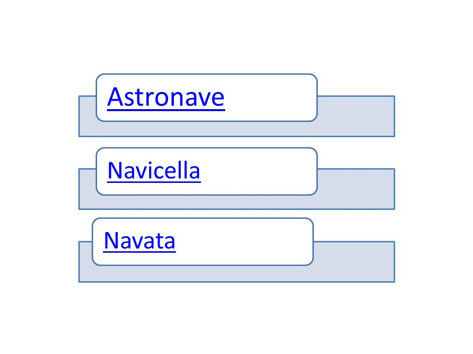Astronave NavicellaNavata