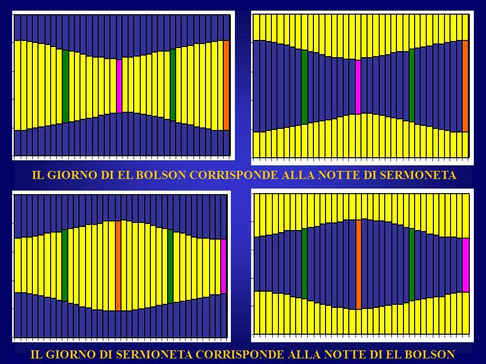 SERMONETASERMONETA EL BOLSONEL BOLSON