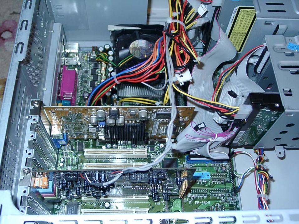 Riuscite a trovare la CPU?