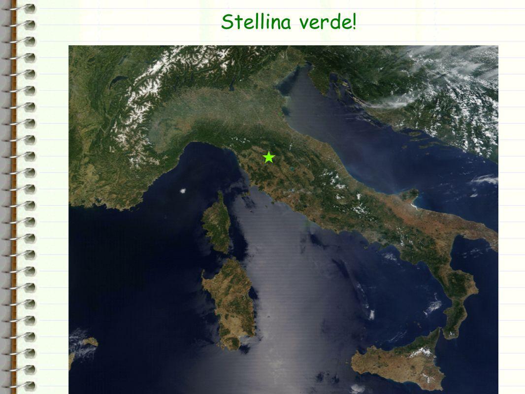 E questa è la Sicilia… cè un vulcano, l Etna, lo sapevi? Riesci a vedere il fumo?